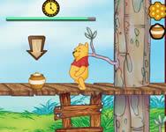 Poohs Big Show Micimackós játékok ingyen